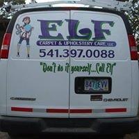 Elf Carpet & Upholstery Care LLC