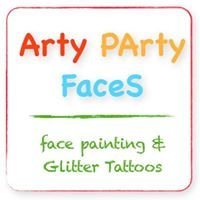 Arty Party Faces