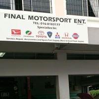 Final Motorsports Inanam