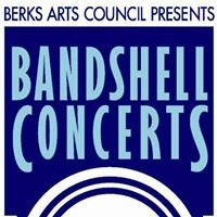 Bandshell Concert Series presented by Berks Arts Council