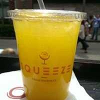 Squeeze - Fresh Cocktails at the Linq