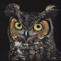 Stephanie Grimes Animal Art