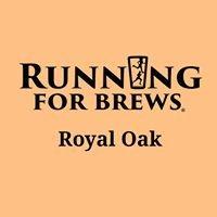 Running for Brews Royal Oak