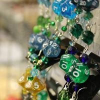 Game of Threads : A Store of Dice and Attire