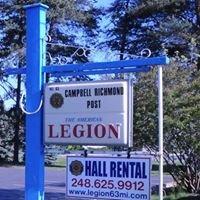 Campbell-Richmond American Legion Post 63