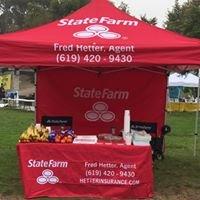 Fred Hetter - State Farm Agent