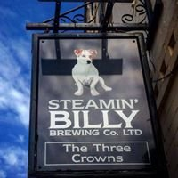 The Three Crowns - Steamin Billy