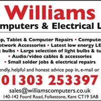 Williams Computers & Electrical