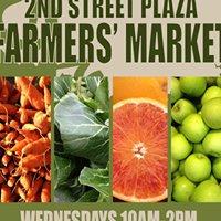 2nd Street Plaza Farmers' Market