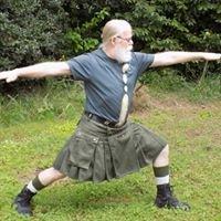 Humble Warrior Yoga