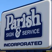 Parish Sign & Service, Inc.