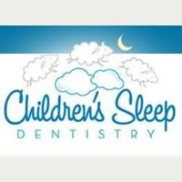 Children's Sleep Dentistry
