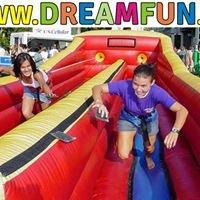 Dmuchane zjeżdżalnie W Y N A J E M - DreamFun- 503 460 993