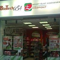 BioTech Usa-AuchanÓbuda