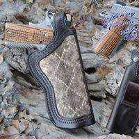 Danny Collins Custom Leather