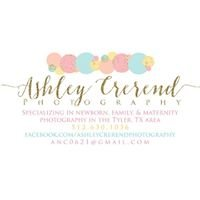 Ashley Crerend Photography - Tyler, TX Photographer