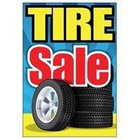 V tires