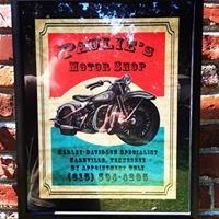 Paulie's Motor Shop