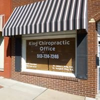 King Chiropractic Office