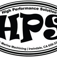 HPS  Auto & Marine Machining