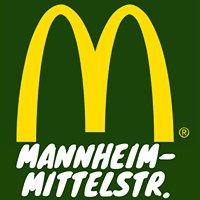 McDonald's Mannheim-Mittelstraße