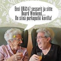 Vuokatti Board Weekend