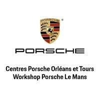 Centres Porsche Orléans et Tours