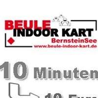 Beule-Indoor-Kart Bernsteinsee