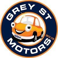 Grey St Motors - 2013 Ltd