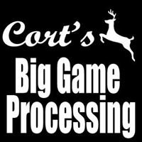 Cort's Big Game Processing