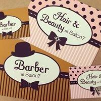 Hair & Beauty at Salon7