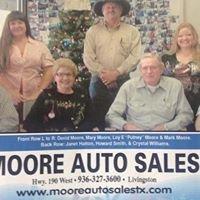 Moore Auto Sales LLC