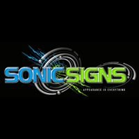 Sonic Signs - appearance is everything