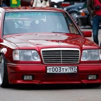 W124 Kasa Mercedes Benz ///AMG