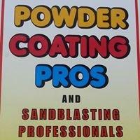 Powder Coating Pros