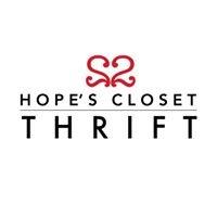 Hope's Closet -Thrift Store
