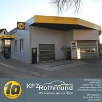 KFZ-Rothmund 1a Autoservice