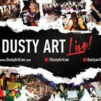 Dusty Art Live