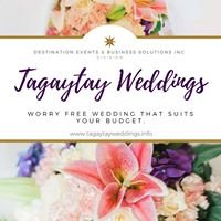 Tagaytay Weddings