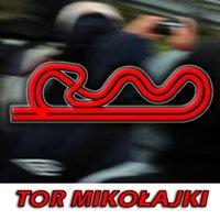 Tor rajdowy Mikołajki - wyścigi na torze