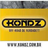 Kondz Off-Road de Verdade.