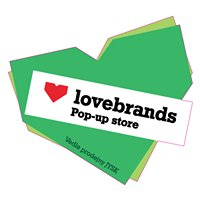 Lovebrands Pop-up store