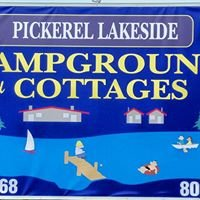 Pickerel Lakeside Campground & Cottages