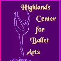 The Highlands Center for Ballet Arts &  Kindermusik of Abingdon /  Home of The Highlands Ballet Company