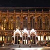 Suzzallo and Allen Libraries
