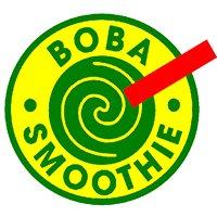 Boba smoothie