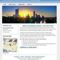Debt Consolidation Austin