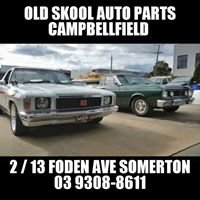 Old Skool Auto Parts Campbellfield