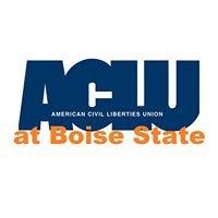 ACLU at Boise State