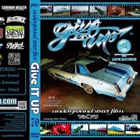 G.I.U Production Lowrider film 【Give It UP 】
